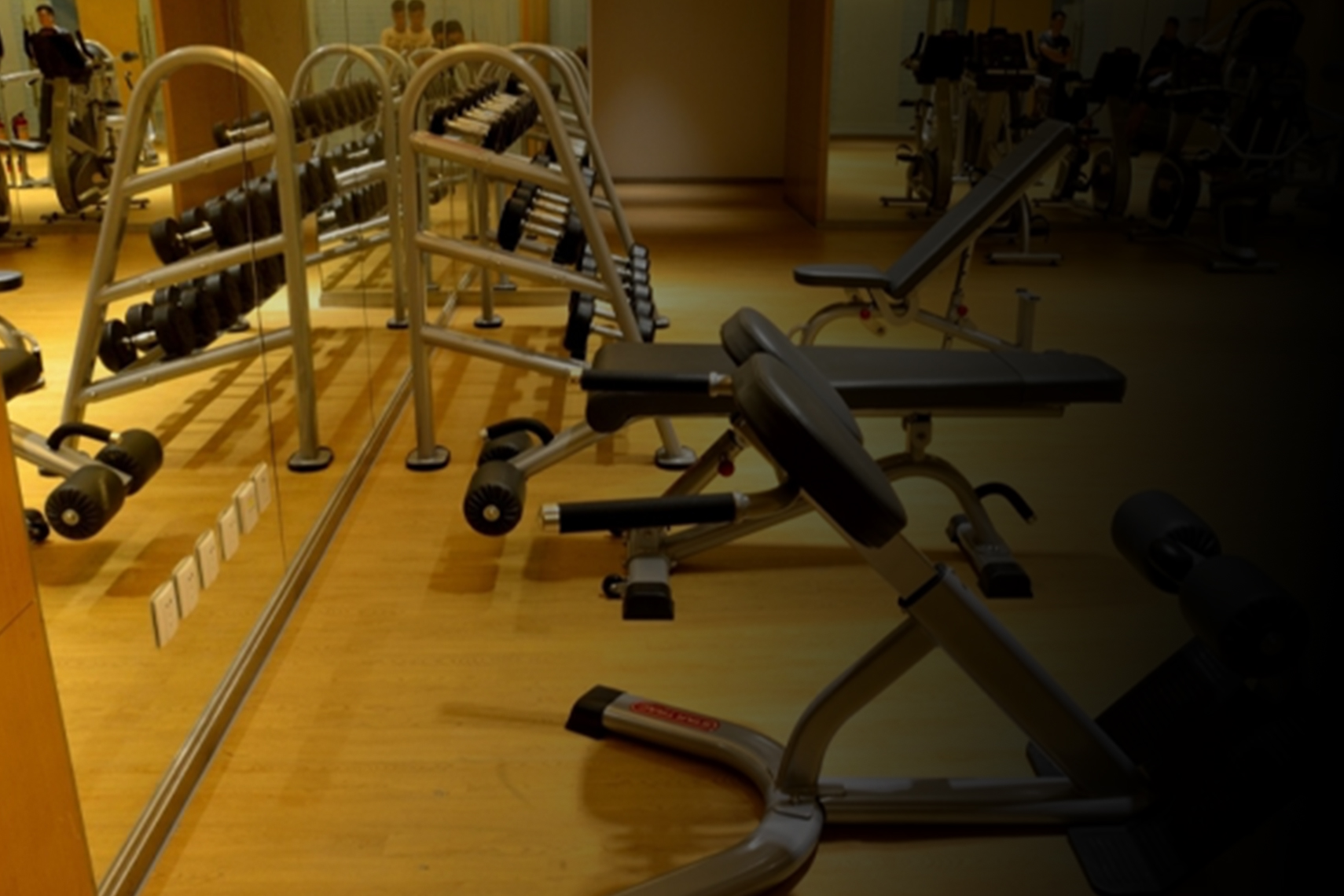 Citic corporate gym